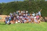 """Un total de 150 niños y niñas participan esta quincena del Campus de Verano en el Polideportivo """"6 de Diciembre"""" y el Complejo Polideportivo """"Valle del Guadalentín"""", en El Paretón"""