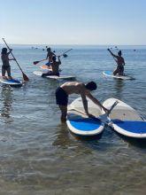 Mazarrón celebra la Semana de la Juventud con actividades acúaticas seguras frente a la Covid-19