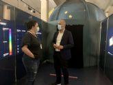 El Planetario del Museo de la Ciencia y el Agua acerca los últimos descubrimientos de la astronomía con nuevas proyecciones semanales