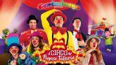 Llega el Payaso Tallarín a la programación de Calasparra