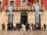 La Policía Local de Mazarrón amplía su plantilla con 12 nuevos agentes en prácticas