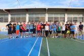 El polideportivo de San Pedro del Pinatar cuenta con dos nuevas pistas de baloncesto 3x3