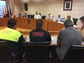 Se celebra la Junta Local de Seguridad Ciudadana para coordinar el dispositivo de seguridad y emergencias con motivo de la 32° Subida La Santa