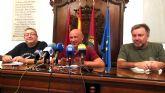 Frente común de IUV-RM por el soterramiento del AVE en las ciudades de Murcia, Alcantarilla y Lorca