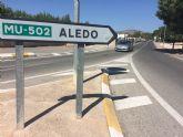 Se solicita la colocación de la señalización necesaria de peligro y advertencia en varias carreteras de Totana muy frecuentadas por ciclistas