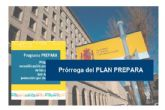 'Se consigue que el Gobierno Central rectifique y amplíe durante seis meses más el Plan Prepara'