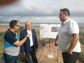 Ciudadanos logra que se lleve a cabo la renovación de la tubería de suministro de agua potable de La Ñorica en Totana
