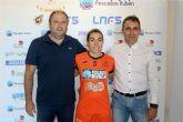 La internacional torreña Cristina Pérez jugará en Primera División con el Pescados Rubén Burela FSF