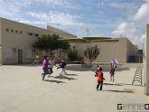 Un sistema de pérgolas creará 'jardines de sombra' en los patios de los colegios públicos de la localidad