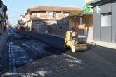 Un nuevo colector en Las Torres de Cotillas mejorará la red de saneamiento de aguas residuales domésticas
