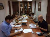 La Junta de Gobierno Local de Molina de Segura aprueba tres nuevos programas mixtos de empleo y formación