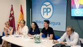 El PP de Molina de Segura presenta el Plan de Vivienda 2018-2021 dotado con 80 millones de euros