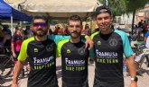 Framusa Saltamontes consigue dos cuartos puestos y un quinto en la clasificación general final del Open Maratón MTB Región de Murcia