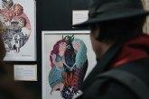 Cinco artistas reflejan elementos emblemáticos de la ciudad en una nueva edición de Murcia se Ilustra