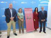 El Aeropuerto Internacional de la Región de Murcia premiado en las 'Palomas del Turismo 2019'