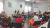 Ayuntamiento y entidades de acción social coordinan actuaciones para el desarrollo de los proyectos que se van a realizar este curso