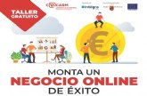 'Monta un negocio online de éxito' es el nuevo taller gratuito de CECARM que se desarrollará en el CDL