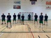 El Pabell�n Municipal de Deportes 'Manolo Ib�ñez' acoge desde ayer los entrenamientos de pretemporada del C.F.S. Capuchinos