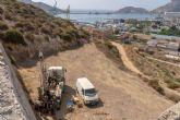 El proyecto de rehabilitación del Castillo de Los Moros da un paso más con la realización de los sondeos geotécnicos