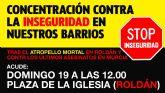VOX se suma a las 'justas' reivindicaciones de los vecinos de Torre-Pacheco