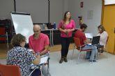Los empleados municipales de la Región aprenden en Las Torres de Cotillas técnicas antiestrés en el trato personal con el ciudadano