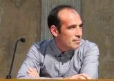 Alejandro Pérez Guillén presenta su libro Re-flexiones el jueves 19 de octubre en Molina de Segura