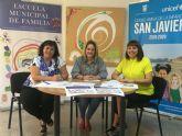 La Escuela Municipal de Familia presenta una amplia oferta de actividades para el presente curso