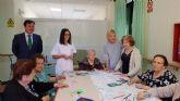 La Comunidad aporta 400.000 euros para 16 nuevas plazas en la residencia de mayores ´San Agustín´ de Fuente Álamo