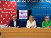 Las actividades de las III Jornadas Mayormente Mayores de Molina de Segura se desarrollan durante los meses de octubre y noviembre