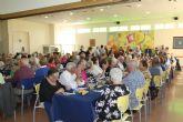 Los mayores de los hogares celebran la fiesta de los Abuelos