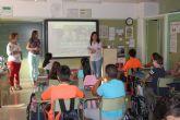 Proyecto Hombre y Bienestar Social forman a alumnos de primaria sobre el buen uso de las tecnologías
