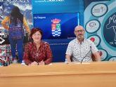 El Ayuntamiento de Molina de Segura firma un convenio con la Federación de Asociaciones de Madres y Padres de Alumnos y Alumnas del municipio para realización de actividades en 2019