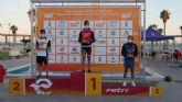Oro y Plata, para Natalia Hidalgo y Laura Durán, y Bronce para el CT Águilas Primaflor, en el Campeonato de España de Triatlón por Clubes