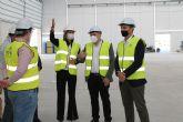 La empresa 'Frutas Buendía' invierte más de 12 millones de euros en sus nuevas instalaciones del polígono industrial de Archena