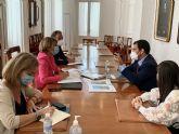 Cartagena mejorará la conexión directa en autobús con los municipios de su área de influencia