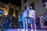 Los canarios Fabi Boss y Zerpa, ganadores del Campeonato de Loopstation y Beatbox celebrado en Cartagena