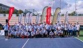 La Fundación Rafa Nadal ha celebrado el VI Encuentro Nacional Más Que Tenis, con la presencia de Rafael Nadal