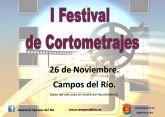 El Ayuntamiento amplía el plazo de inscripción para participar en el I Festival de Cortometrajes de Campos del Río