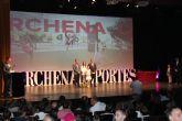 La Sociedad de Colombicultura Nuestra Señora del Rosario de La Algaida, Mención de Honor en la IV Gala del Deporte de Archena