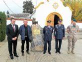 Los Zapadores Paracaidistas del Ejército del Aire celebran en la Base Aérea de Alcantarilla el XXV Aniversario del 1er Despliegue de los Destacamentos Aerotácticos del EA en Zona de Operaciones