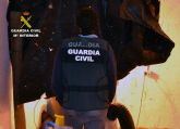 La Guardia Civil desmantela un punto de producción y venta de drogas en Las Torres de Cotillas