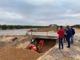 El Ayuntamiento y la Comunidad de Regantes del Campo de Cartagena acometen la reapertura y limpieza de cauces