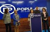 El PP exige a Diego Conesa el 'cese inmediato' del portavoz del PSOE en Molina imputado por un presunto delito de prevaricación