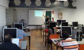 El Servicio de Integración Laboral de FAMDIF imparte un taller de búsqueda activa de empleo en Torre Pacheco