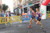 Raúl Cifuentes 5º en la general y 1º en su categoría en la Subida al Castillo de Águilas