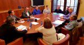 La CHS escucha las demandas de los vecinos afectados por las inundaciones en Lorca