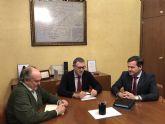 El alcalde de Fuente Álamo pide a la CHS que agilice las concesiones de agua de los regantes de Valdelentisco