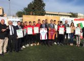 Gesa Mediación patrocina el Campeonato de España de Selecciones Autonómicas de Fútbol