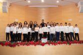 Cerca de 300 escolares participan en una nueva edici�n del certamen de villancicos