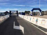 Jos� Manuel Cayuela y Cecilia Sopeña se imponen en el III gran premio CX E-finisher de Ciclocross